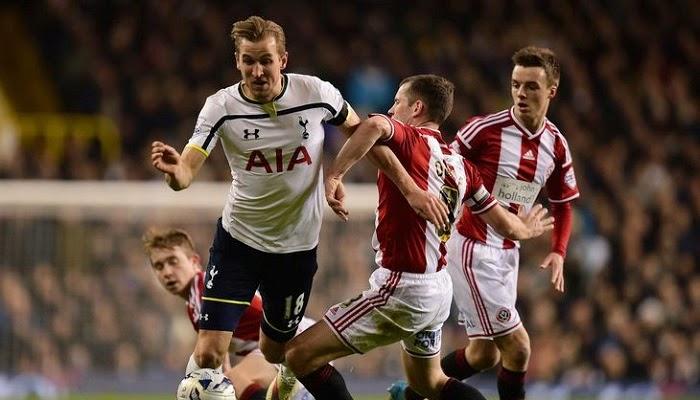 Tottenham vs Sheffield United en vivo