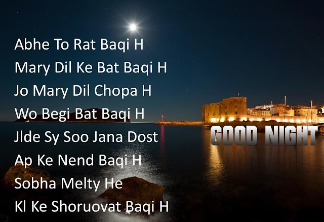 Good-Night Wishes SMS-Messages-In-Hindi-Images