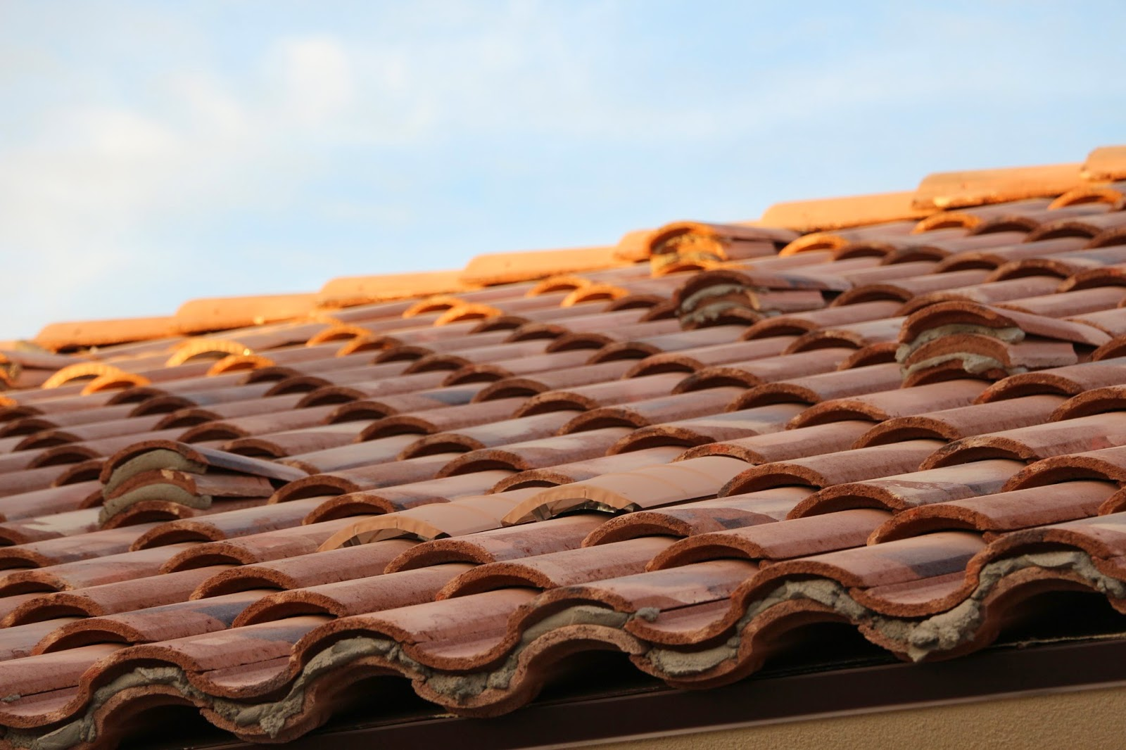 boosted roof tiles
