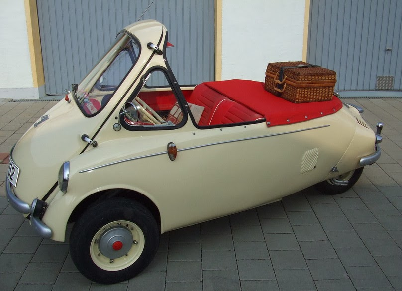 Heinkel Cars Kabines And Cabin Scooters December