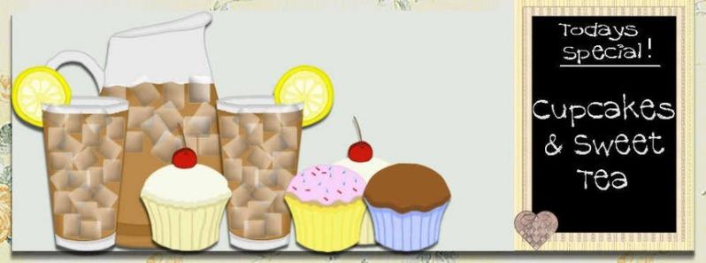 Cupcakes & Sweet Tea
