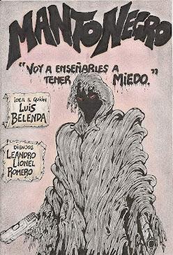 PRESENTACION OFICIAL DE MANTO NEGRO