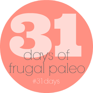 31 Days of Frugal Paleo | Pumpkin Pie via @labride