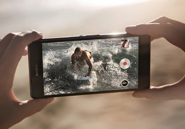 Sony Xperia Z2  as its new product