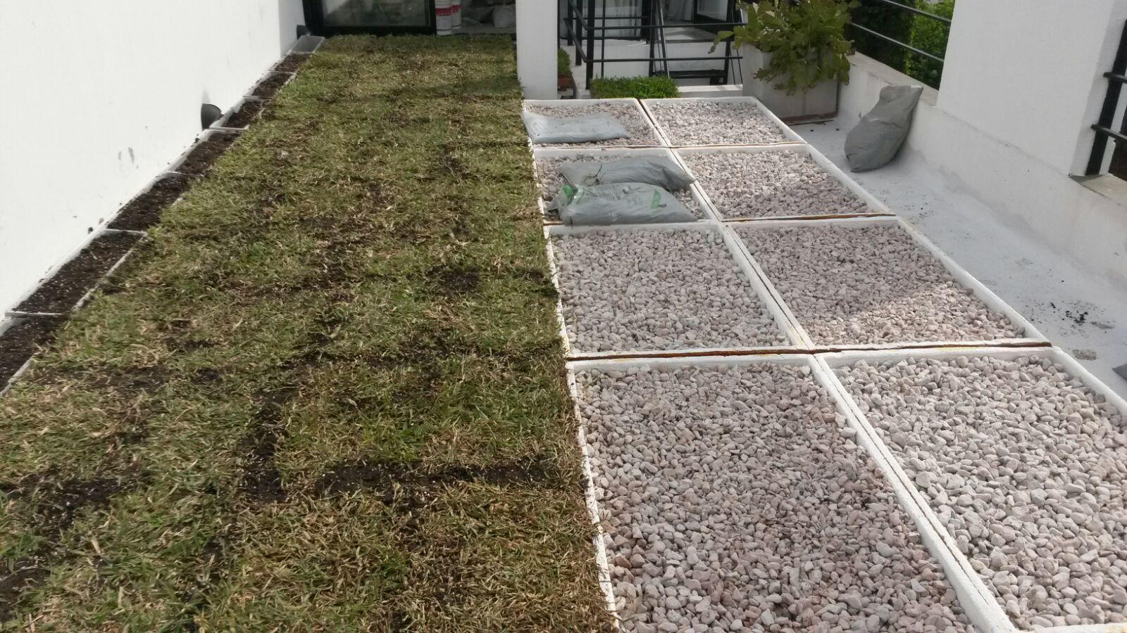 Eco casa news for Baldosones para terrazas