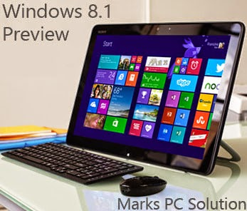 Windows 8.1 Preview is Ready to Download!