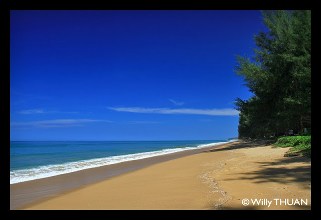 Phuket Most Quiet Beaches