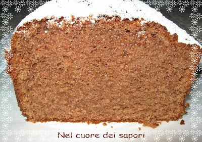 plum cake al nesquik