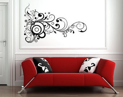Modern Interior Painting Decorative Accessories