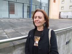 Encarnación Muñoz, concejal por IU en ayuntamiento de Vva. de la Serena