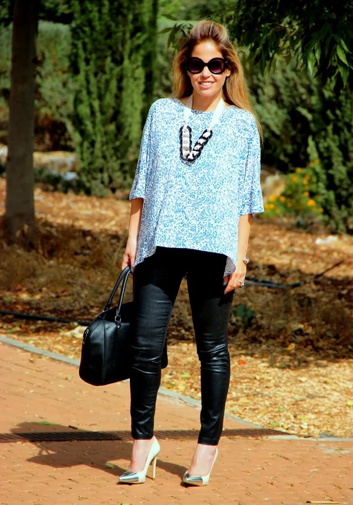 בלוג אופנה Vered'Style מגמה מנומרת