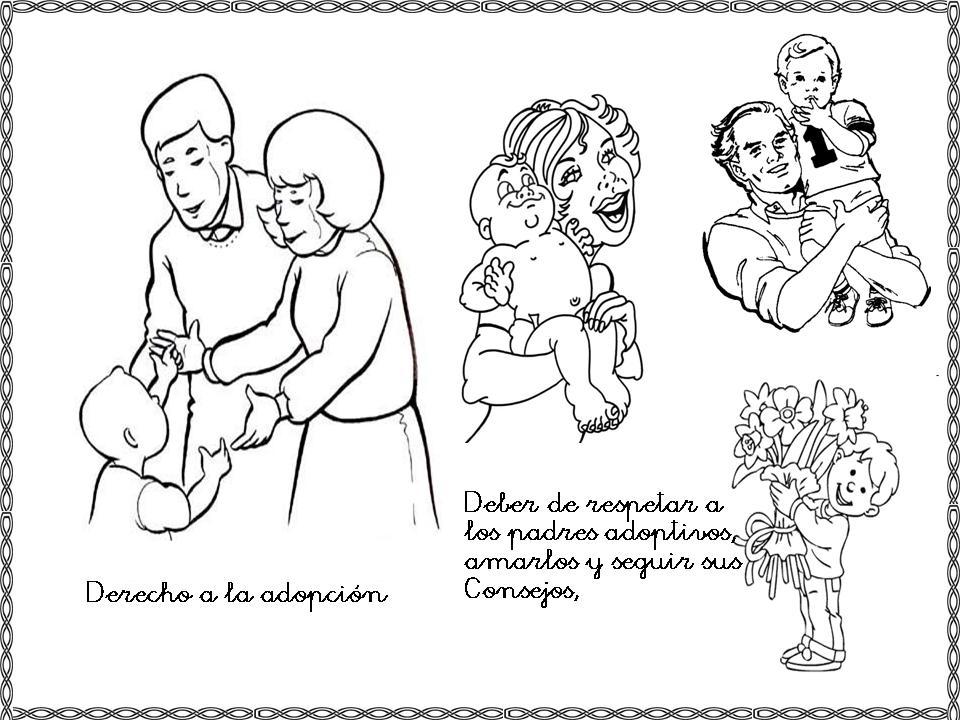 Imagenes Para Colorear De Los Derechos Humanos