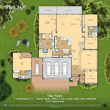 Home Plans with Casita Las Vegas