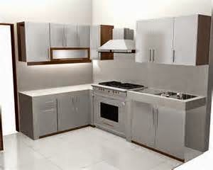 desain dapur rumah minimalis 2015