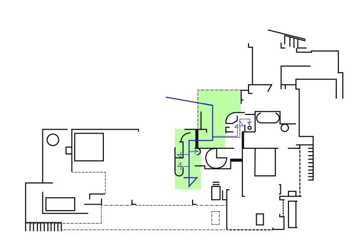 eileen gray e1027 floor plan - photo #40