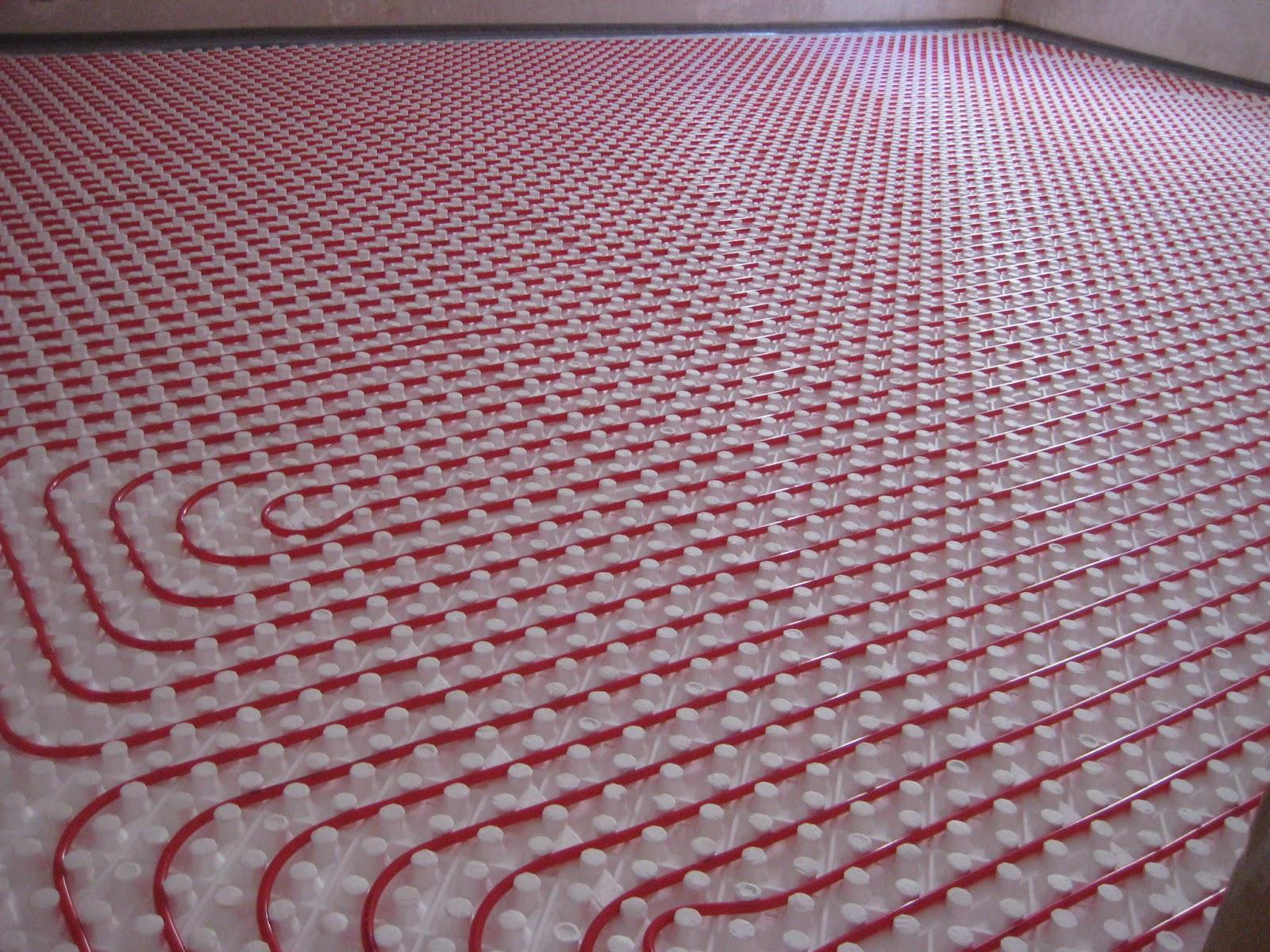 Ventajas del suelo radiante fontaner a y calefacci n en - Ventajas suelo radiante ...