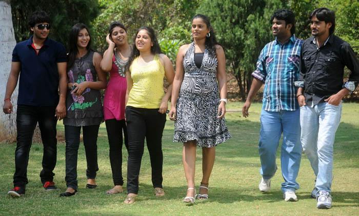 buchi babu movie heroines jyotsna haritha working stills