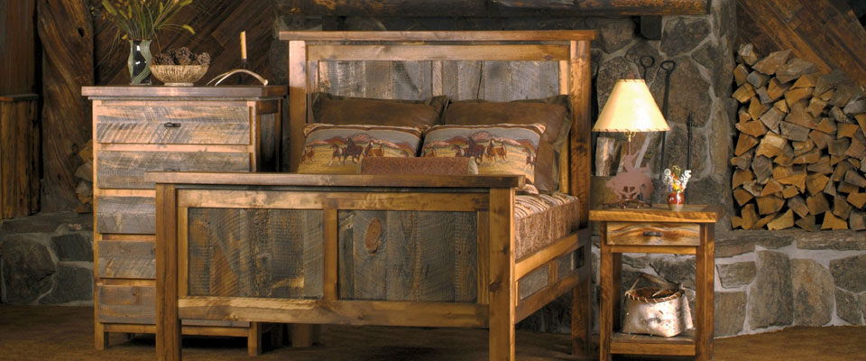 Go Rustic Reclaimed Rustic Wood Furniture