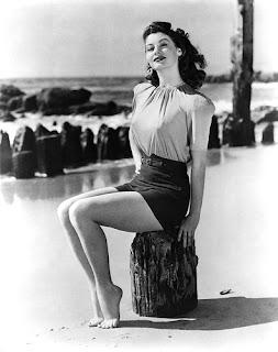 La sensualidad de Ava Gardner