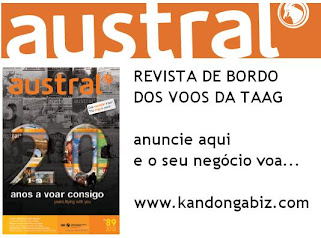 AUSTRAL | Revista de bordo da TAAG