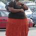 Cara bakar lemak degil di perut  buncit yang menonjol bagi menghilangkan rasa malu salah anggap mengandung.