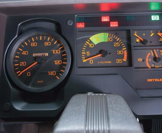 Tachometer Mitsubishi Fuso