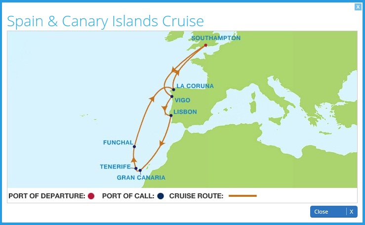 Celebrity Eclipse Current Position Dual Tracking Cruise Ships Current Position