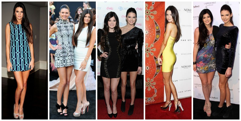One Honey Boutique Celebrity Style File Kendall Amp Kylie