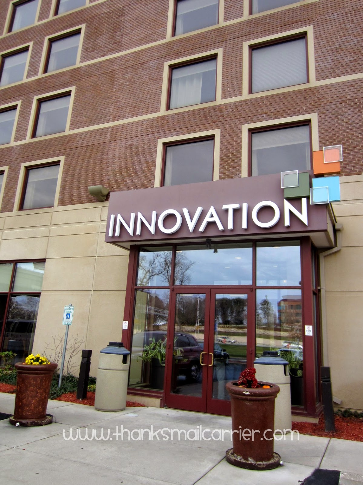 Innovation restaurant