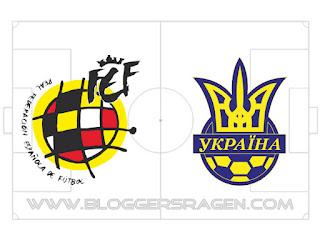 Prediksi Pertandingan Spanyol vs Ukraina