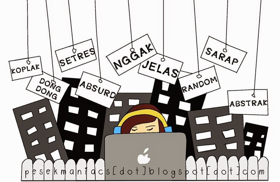 Coretan Online Seonggok Bocah Pesek