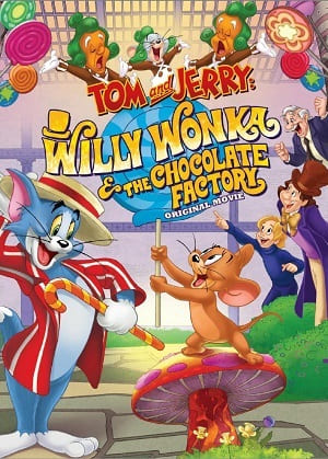 Tom e Jerry - A Fantástica Fábrica de Chocolates Torrent Download
