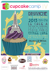 Cupcake Camp Paris IV