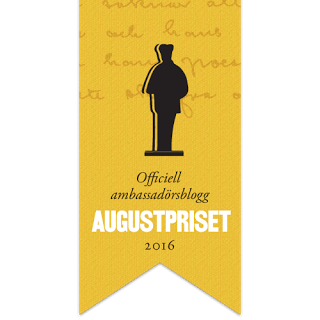 Officiel ambassadörsblogg 2016