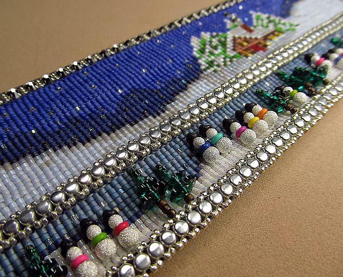 beading beaded with erin simonetti bead loom woven