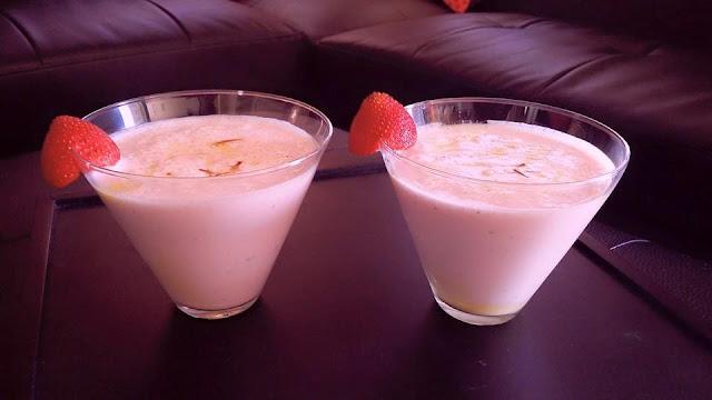 Strawberry LassiDrinks