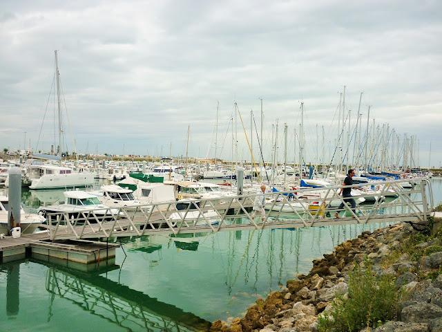 Port de Saint Denis d'Oléron - L'île d'Oléron - Charente Maritime - France