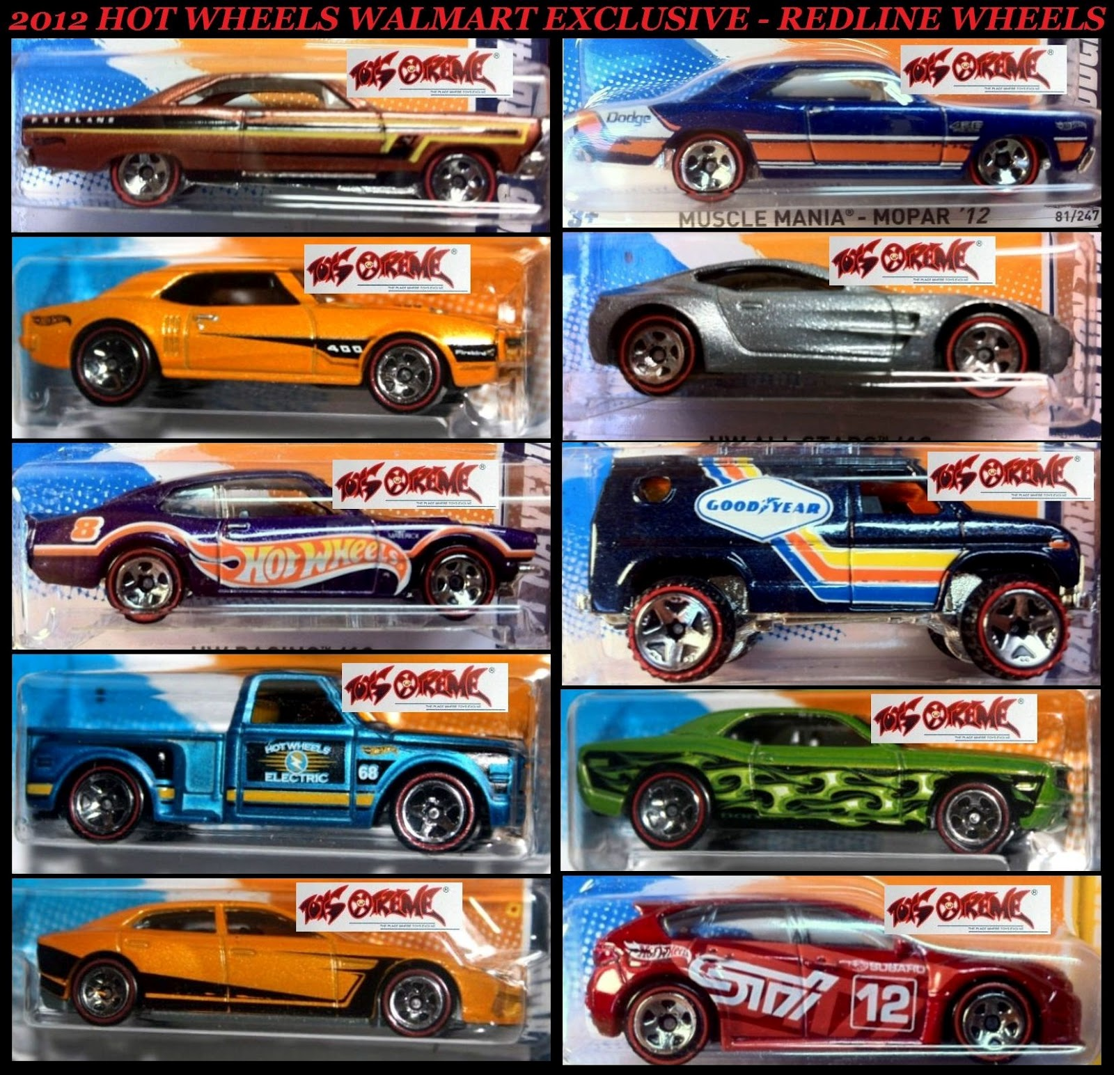 kelvinator21s hot wheels - Hot Wheels Cars 2012