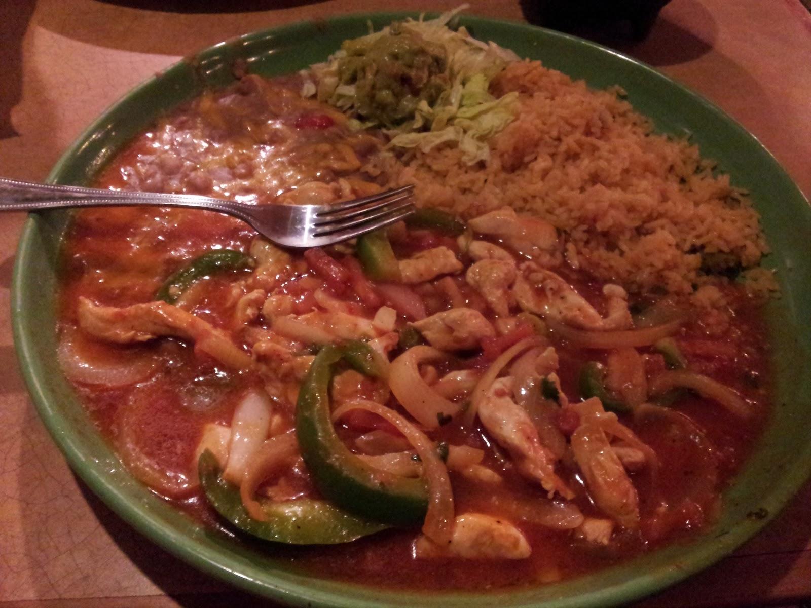 Pollo Mexicano