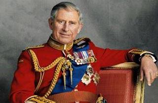 Pangeran Charles Tokoh-Tokoh Dunia Yang Jadi Nama Hewan