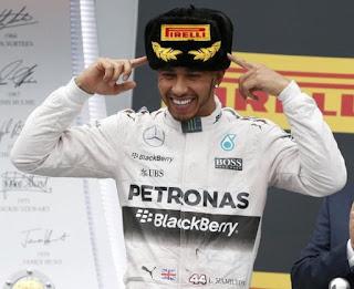 F1 GP Rusia - Hamilton se acerca al tricampeonato