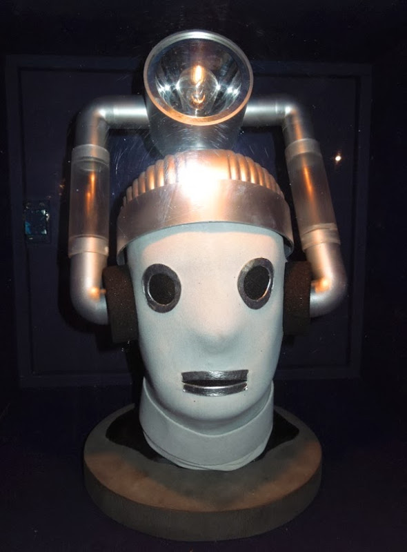 Doctor Who 1966 Cyberman The Tenth Planet