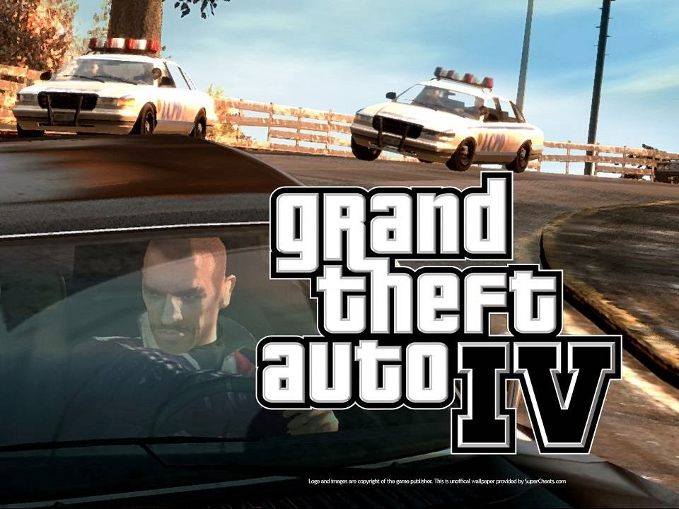 GTA 4 Grand Theft Auto IV Free Download PC Game
