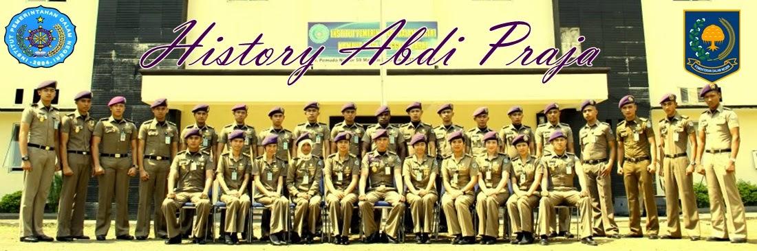 History Abdi Praja
