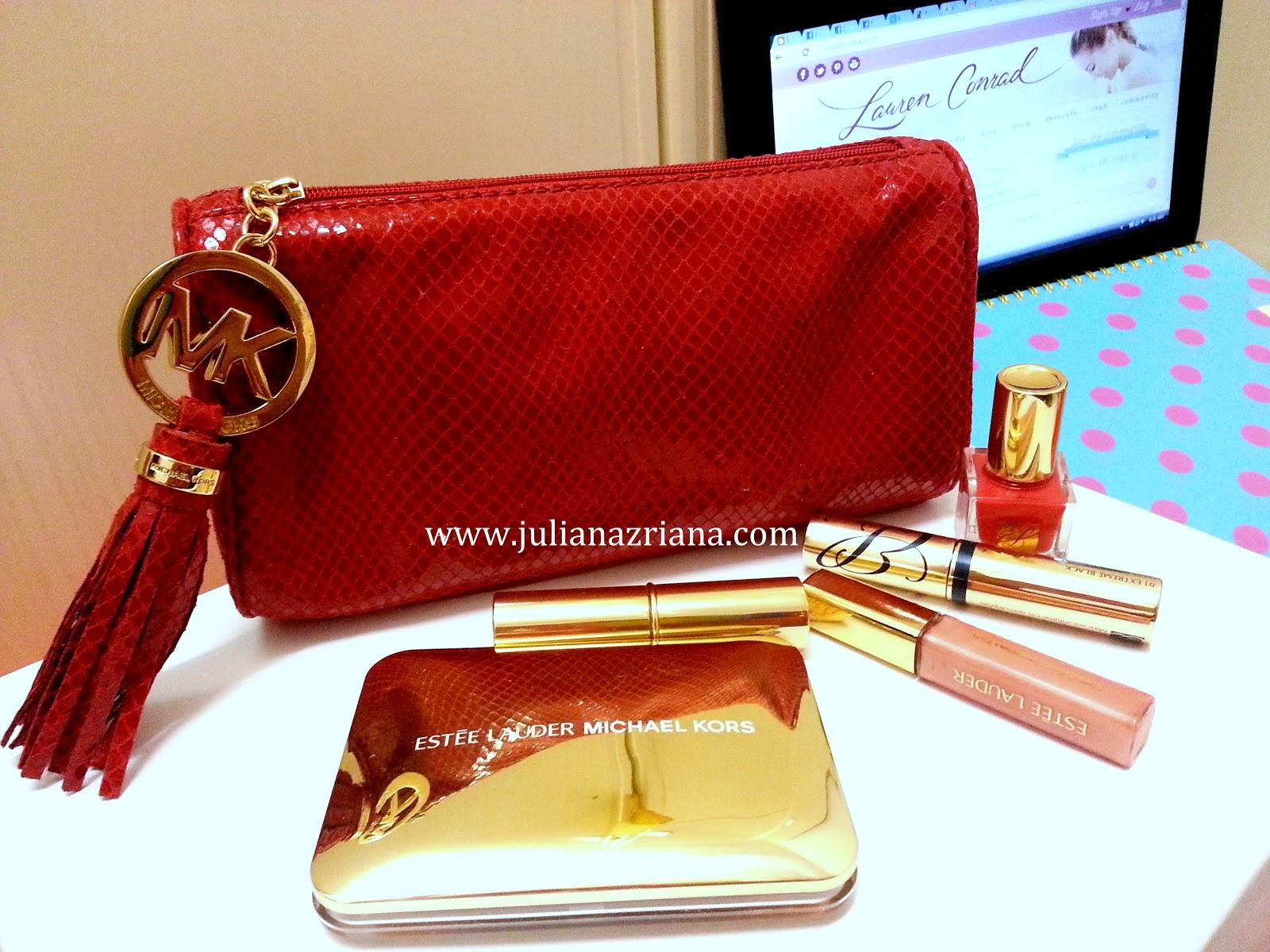 Michael Kors Estee Lauder Gift Set