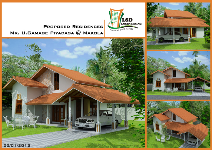 Small house plan in sri lanka house plans for Apartment plans in sri lanka