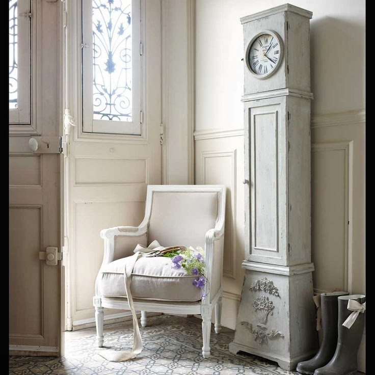 Home decorista the shabby chic dining room of my dreams - Style shabby chic maison ...