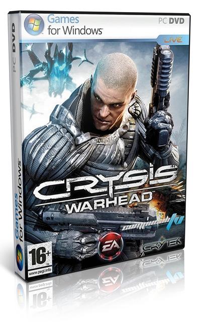 Crysis Warhead PC Full Español ISO DVD9