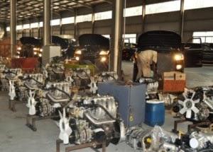 Nigeria Will Start Exporting Cars Soon – GEJ