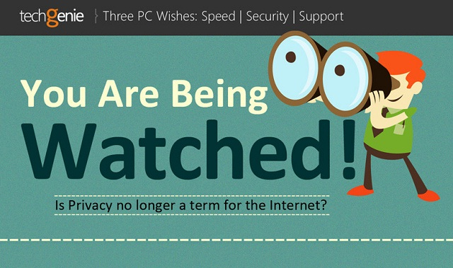 Image: Is Privacy no Longer a Term for the Internet? #infographic